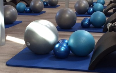 Pilates…a load of balls