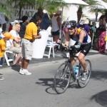 Biking Around Cozumel