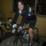 Spinning Ironman Style