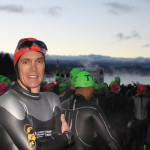 Ironman Lake Tahoe Start
