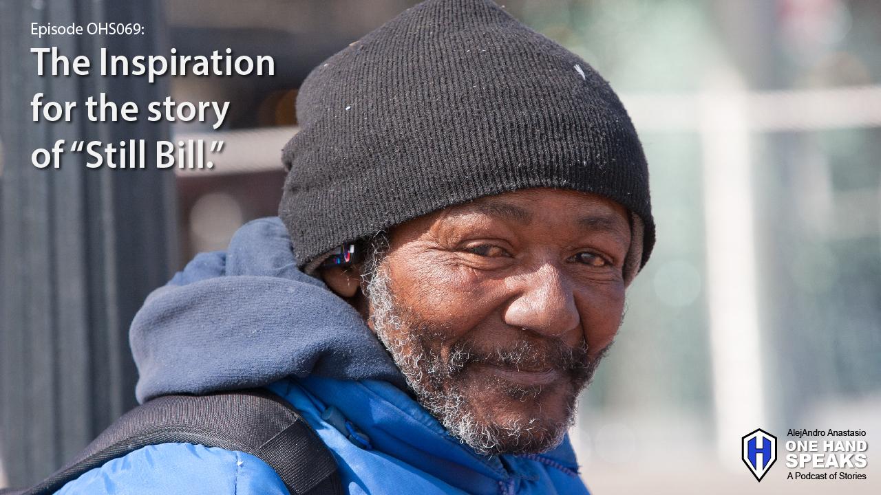 Inspiration, Storytelling, Podcast, Present Moment, Radio, Homeless, Seattle, University of Washington