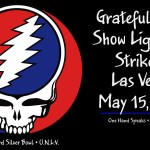 Grateful Dead, Las Vegas, Sam Boyd Silver Bowl, Dead Head, Lightning Strike, Podcast, Storytelling