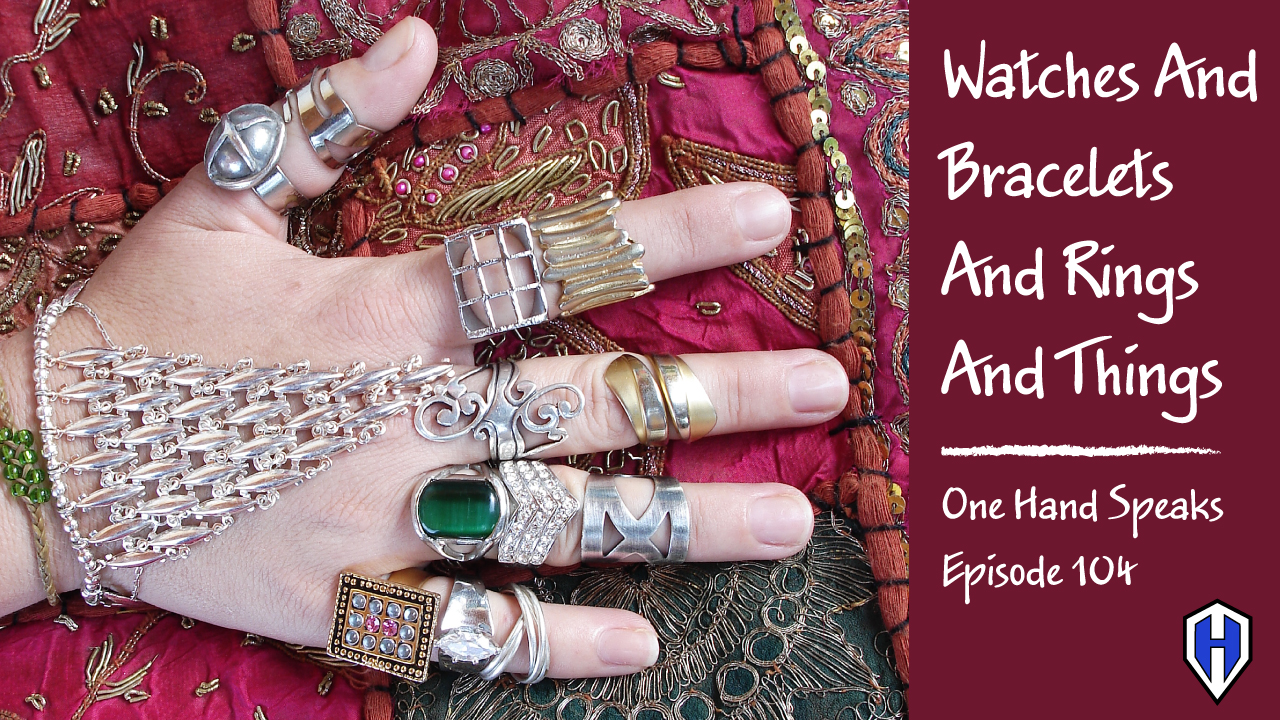 podcast, storytelling, one hand, bulova, watches, bracelets, rings