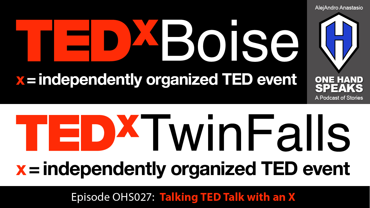 TED Talk, TEDxBoise, TEDxTwinFalls, Speaking, Storytelling, Disability, Buddhism, Coaching