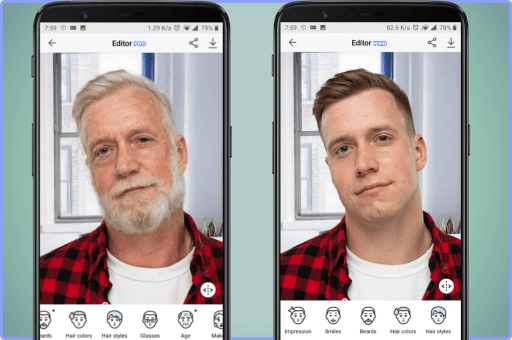 FaceApp Pro 3 4 9 1 Pro Apk {100% working} - OneHax