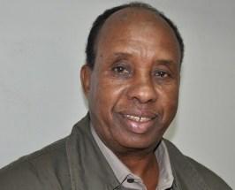 Professor Waldeamlak Araia