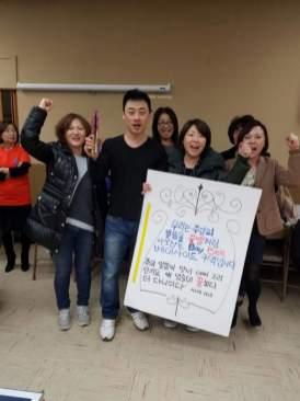 M.V.P 전 정현 강 은주집사! 축하합니다!