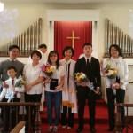 2018년도 부활절 예배{세례식 및 성찬식}