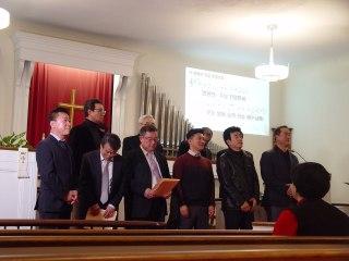 남 선교회원 특별찬양