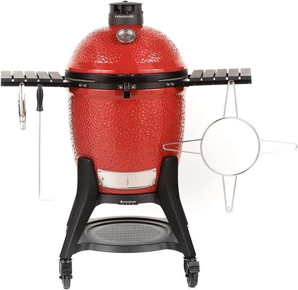 Kamado Classic Joe III Charcoal Grill