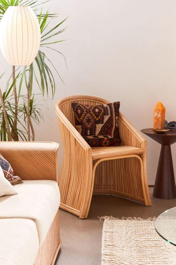 Ria Rattan Chair