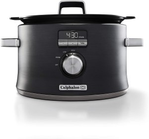 Calphalon Digital Sauté Slow Cooker