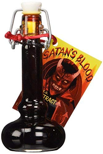 Satan's Blood Chile Extract Hot Sauce