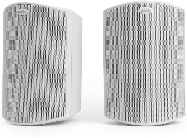 Polk Audio Atrium Outdoor Speakers with Powerful Bass