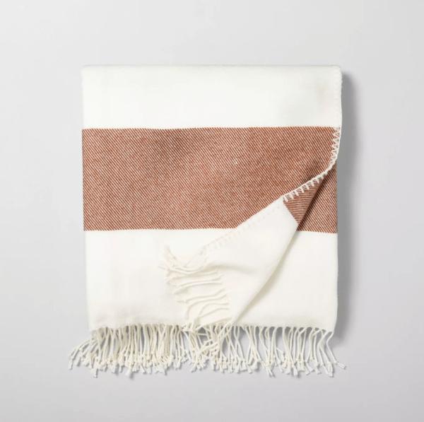 Boarder-Stripe-Throw-Blanket