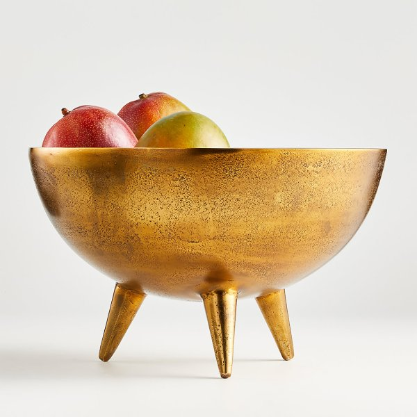 picardy-brass-footed-bowl