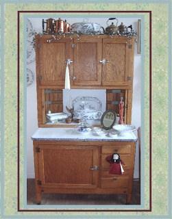 The Hoosier Cabinet