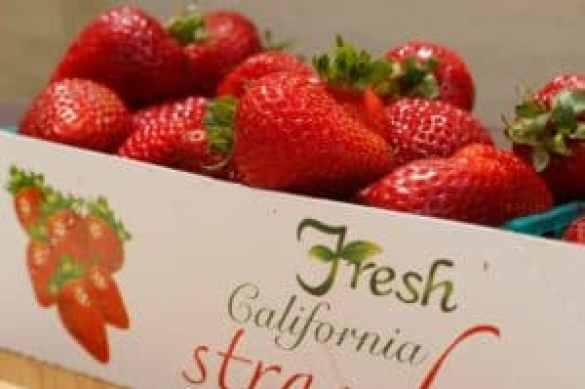 California-strawberries