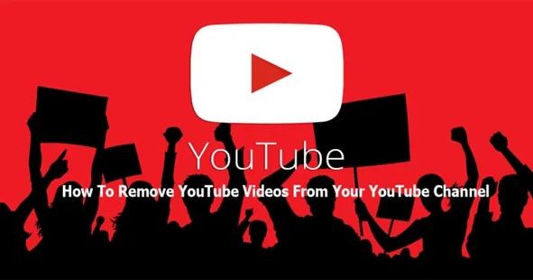 Remove YouTube Videos