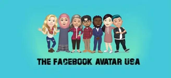 Facebook Avatar USA