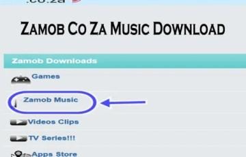 Zamob Co Za Music Download