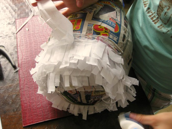 how to make a homemade pinata
