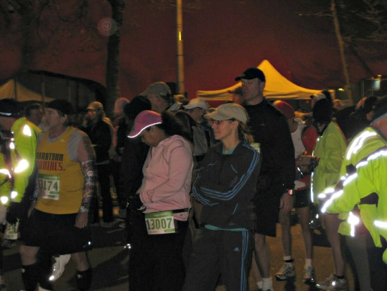 running the seattle marathon