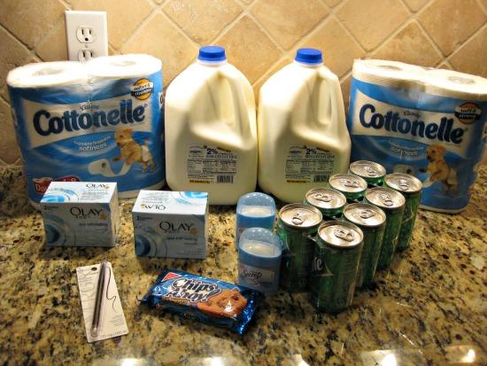 coupon shopping at rite aid