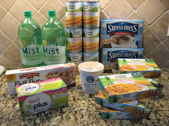 coupon shopping trip