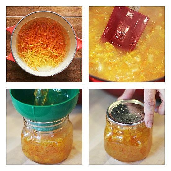 Orange Marmalade recipe
