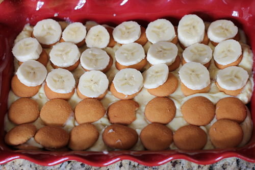recipe how to make banana pudding