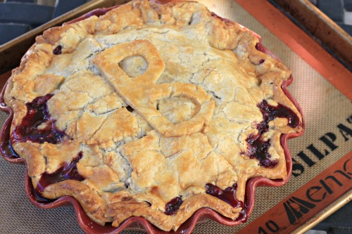 how to make a blackberry pie crust recipe