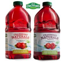 old orchard cranberry naturals