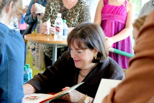 barefoot contessa book signing