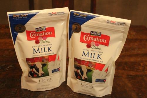 carnation instant milk