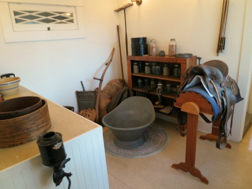 richard nixon birthplace kitchen