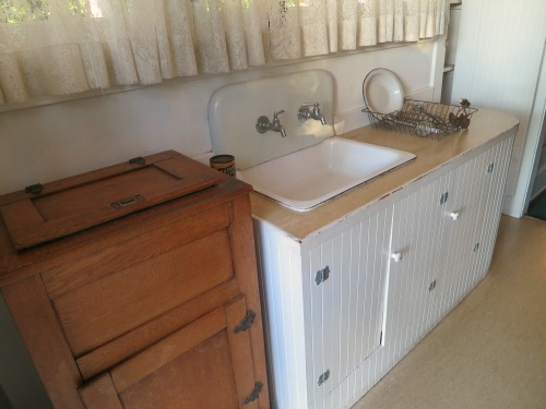 richard nixon home house kitchen yorba linda