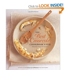 casserole recipe book