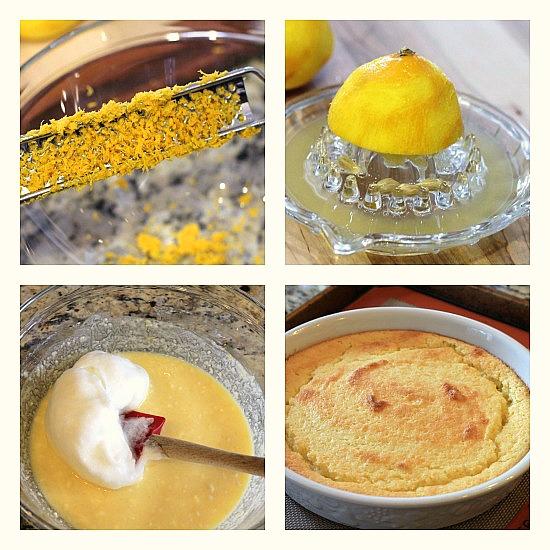 meyer lemon cake