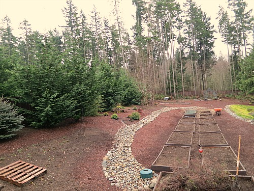 raised garden beds picture