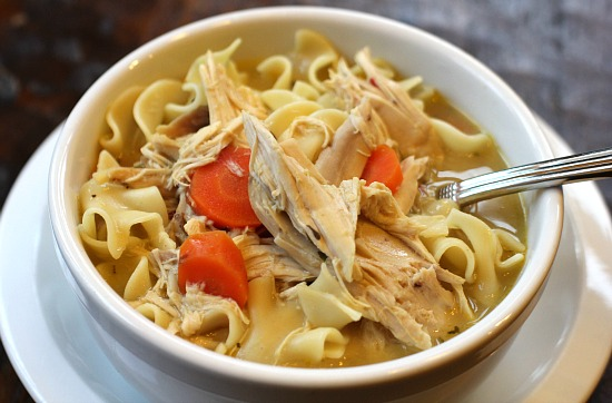 recipe: creamy chicken noodle soup slow cooker [15]