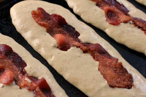 bacon pancakes picture