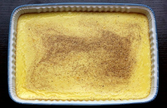 Old Fashioned Egg Custard Recipe - One Hundred Dollars a Month
