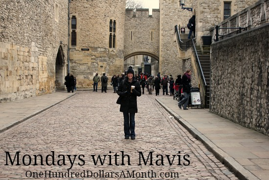 mondays with mavis