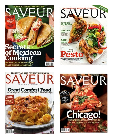 saveur magazine coupon deal
