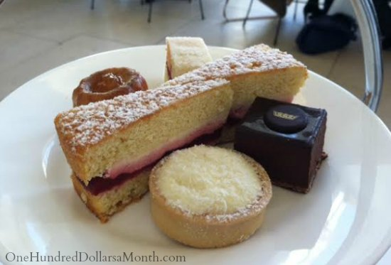 tea cakes for afternoon tea