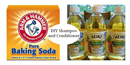 diy shampoo and conditioner