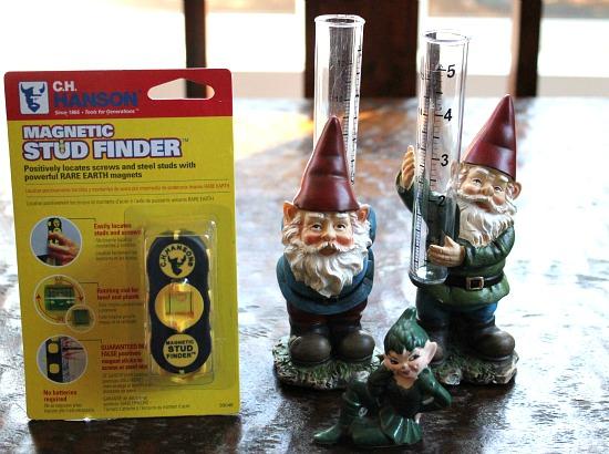 gnomes mavis St. Jude's