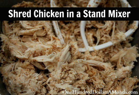 Easy-Kitchen-Tip-Shred-Chicken-in-a-Stand-Mixer
