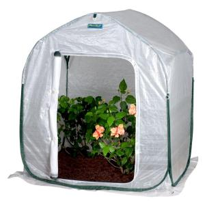 Flower House Pop-Up Plant House 3 foot